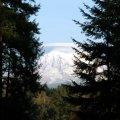 Mt Rainier, WASHINGTON - Oct 2003