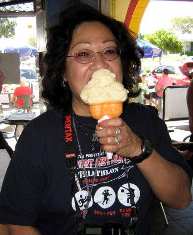image 351-2009-may-4-feeding-my-face-with-a-double-cone-of-macadamia-nut-ice-cream-from-scoopys-ice-creamery-bribie-island-qld-jpg
